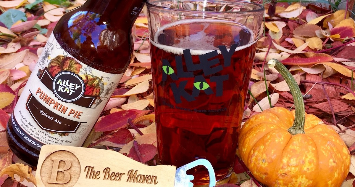 The Beer Maven's Top 13 Beers for the Fall Season