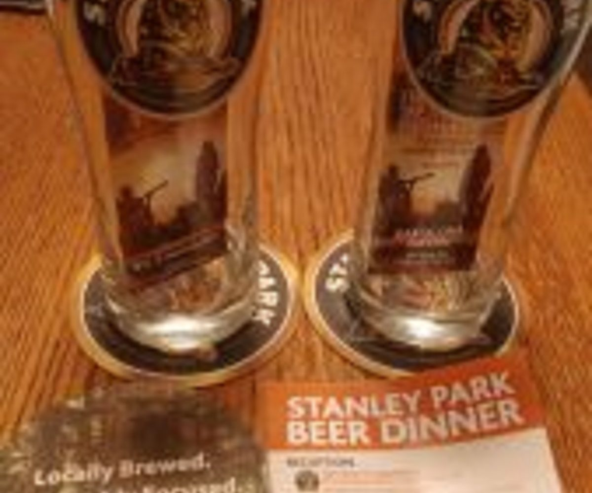 REVIEW: Stanley Park Brewmaster Dinner, Barcelona Tavern