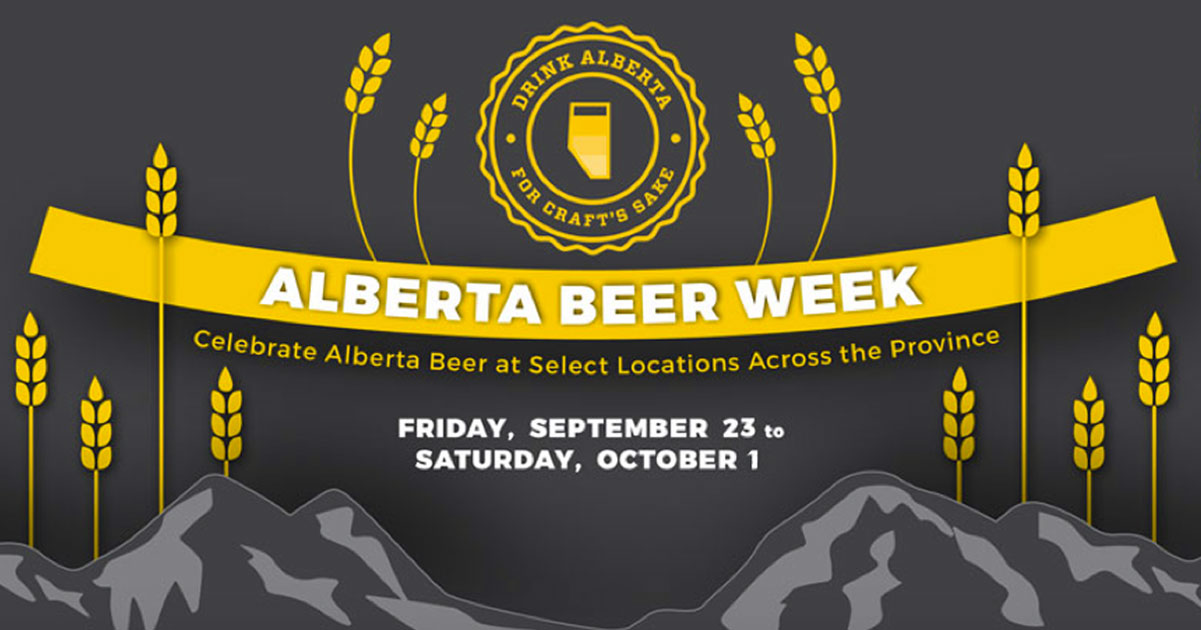 Everything You Need to Know About #ABBeerWeek (Alberta Beer Week) 2016