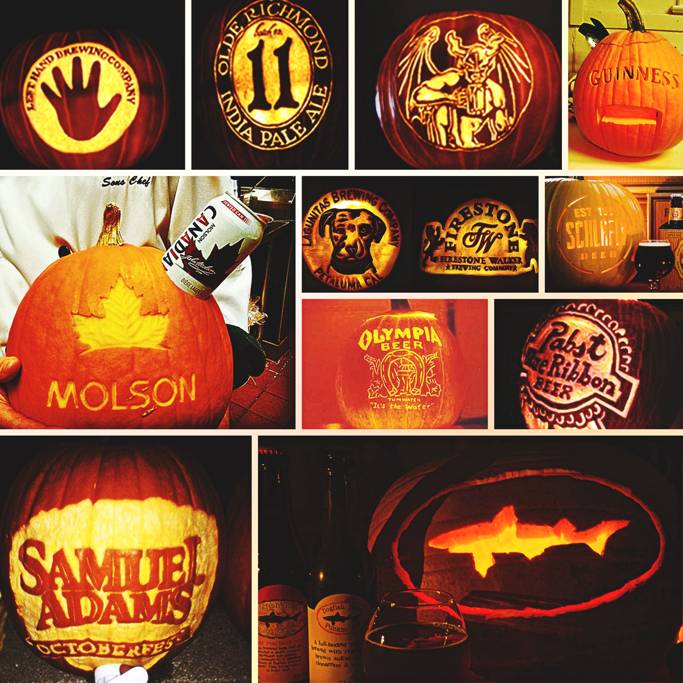 Halloween pumpkin carving ideas for beer geeks s