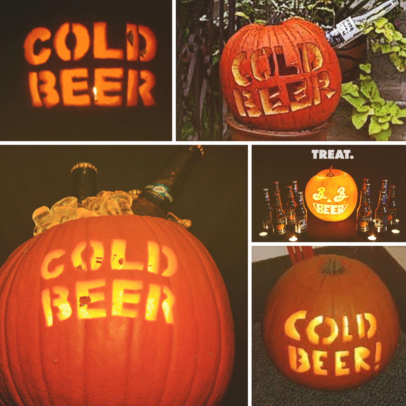 6 halloween pumpkin carving inspirations for beer geeks Pumpkin carving beer