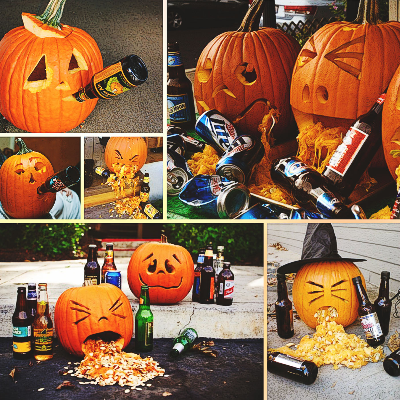 6 halloween pumpkin carving ideas for beer geeks seeking inspiration
