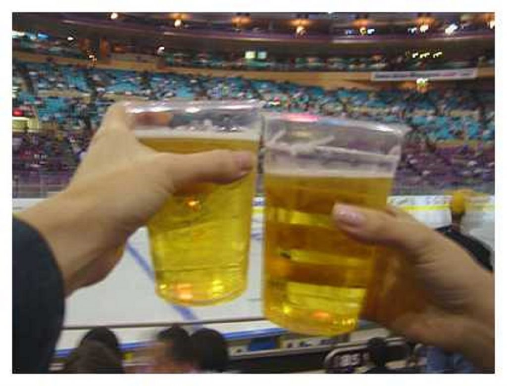 beer-at-a-hockey-game