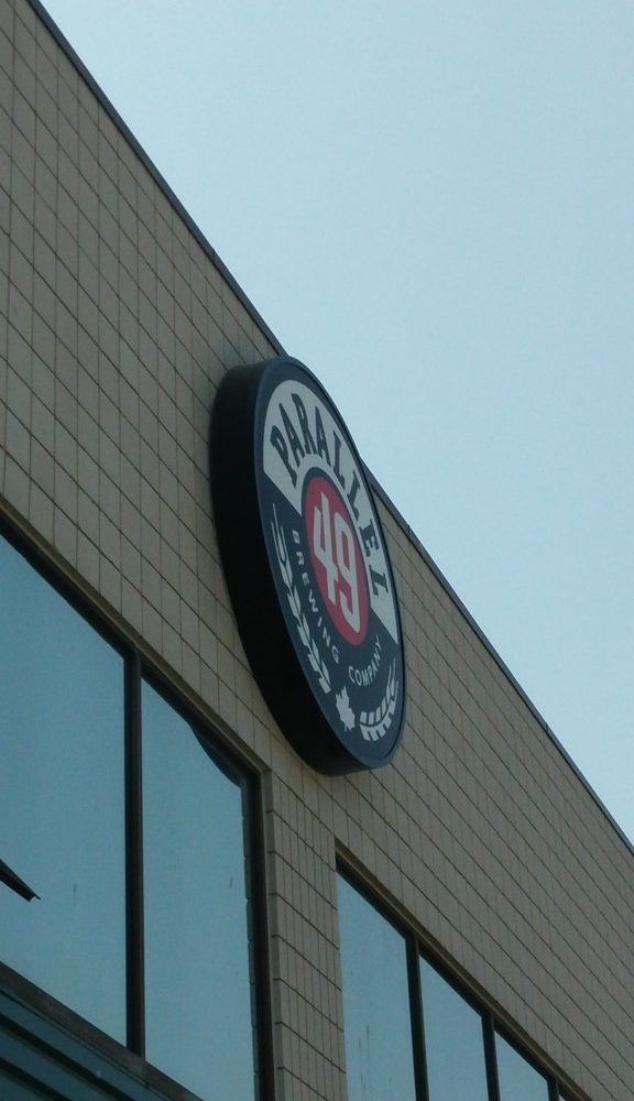 BREWERY TOUR: Parallel 49 Brewing
