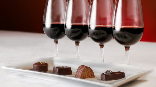 Wine & Chocolate Pairing Guide: Tips on the Grape Varietals for Different Chocolate Flavours | Just Wine