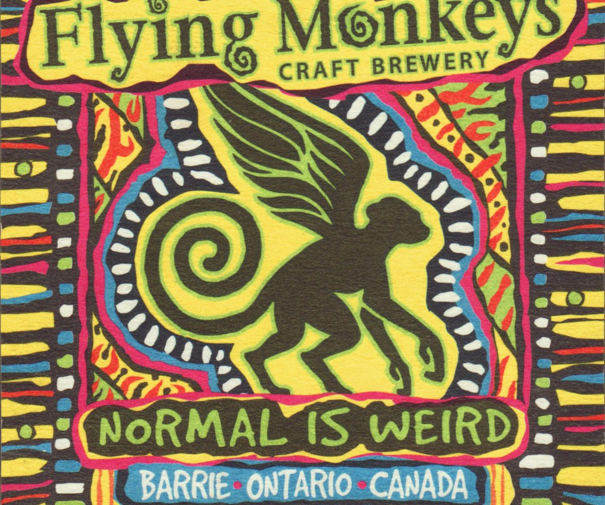"REVIEW: Flying Monkey ""Paranormal"""