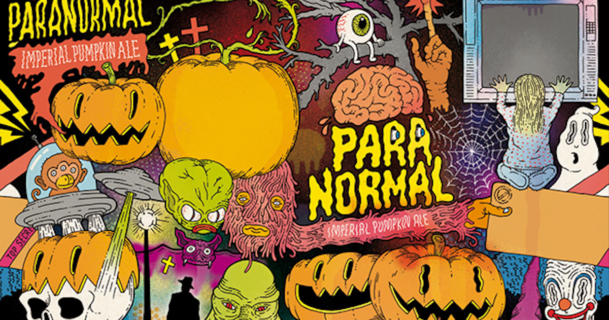 REVIEW: Paranormal by Flying Monkey Craft Brewery – Barrie, ON