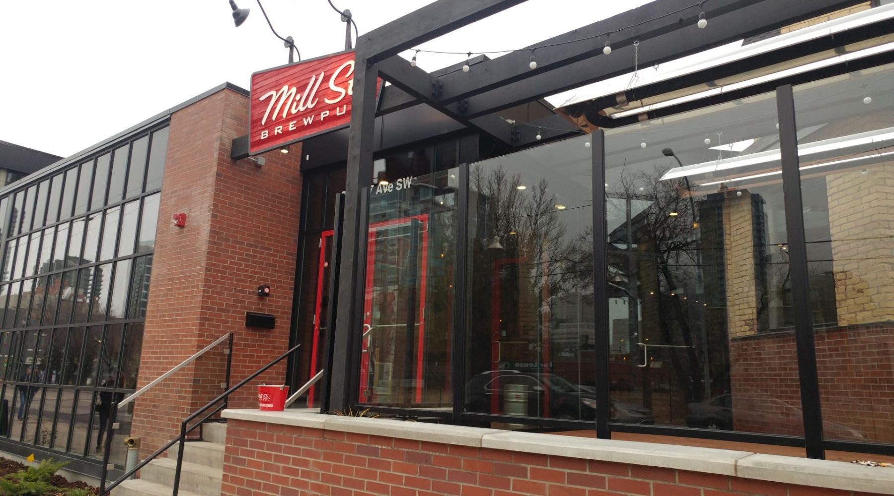 BREWERY TOUR: Mill Street Brewery – Calgary, AB