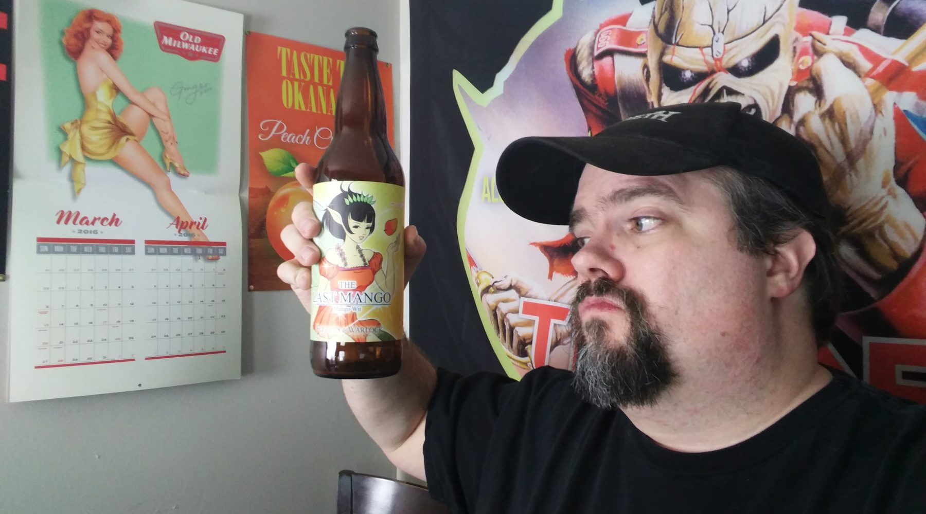 Fuggles and Warlock, The Last Mango Wit Review