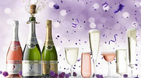 Barefoot Bubbly® Named Official Bubbly Of New Year's Eve Times Square | Just Wine