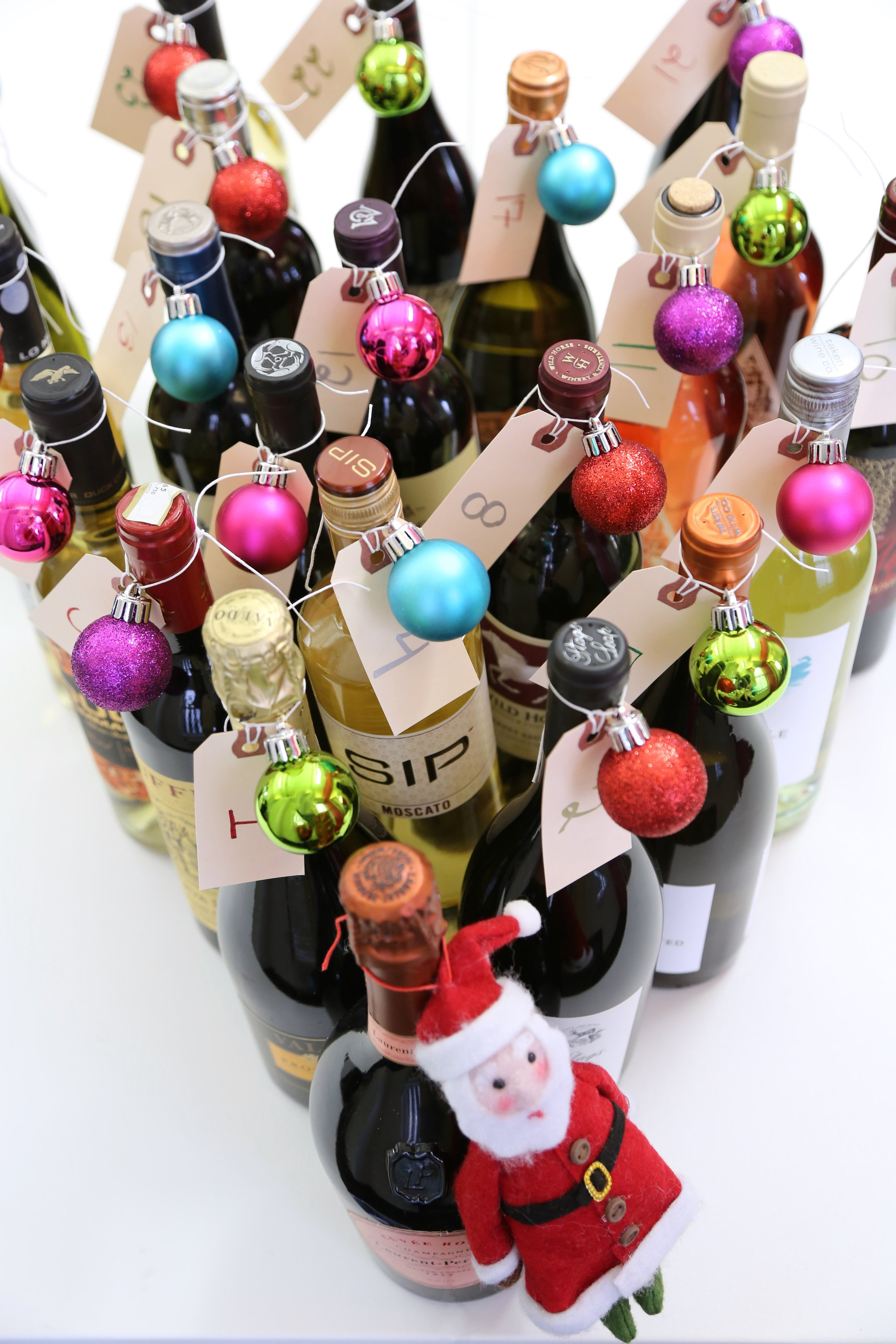 Christmas Tree Wine Rack