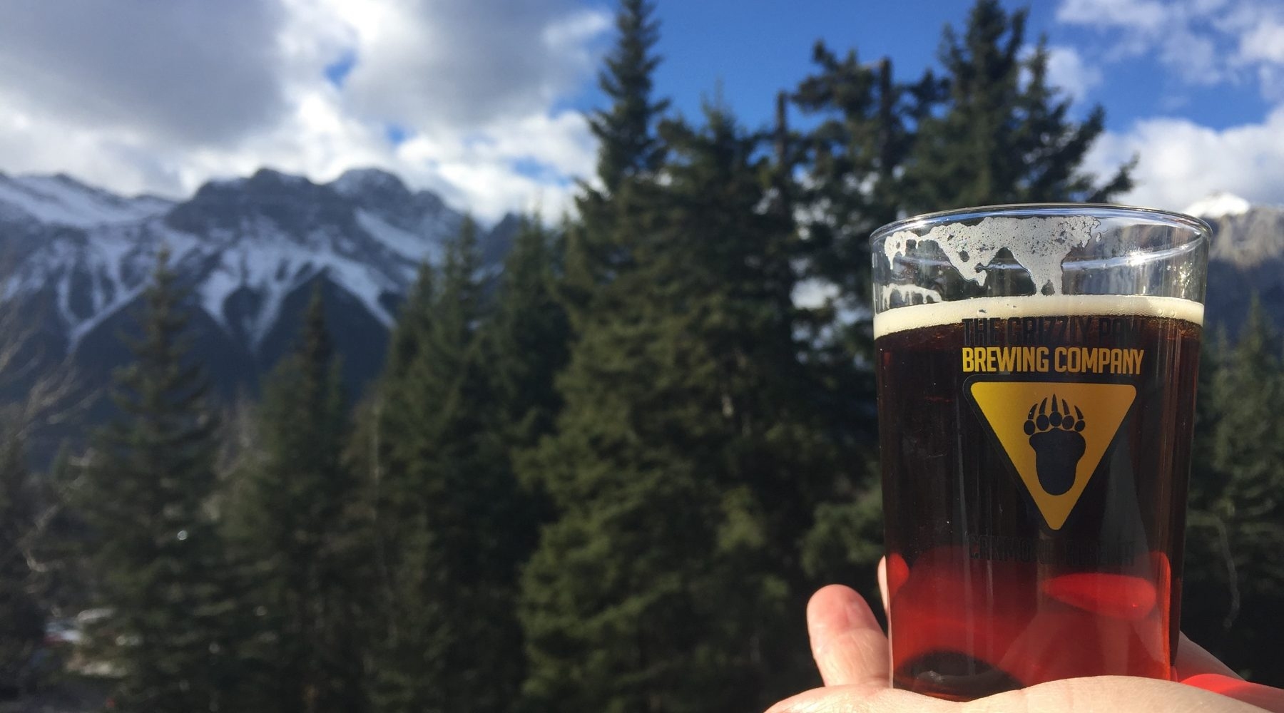 BREWERY TOUR: The Grizzly Paw Brewing Company – Canmore, AB