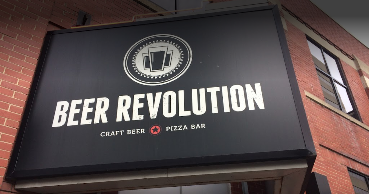 REVIEW: Beer Revolution – Calgary, AB