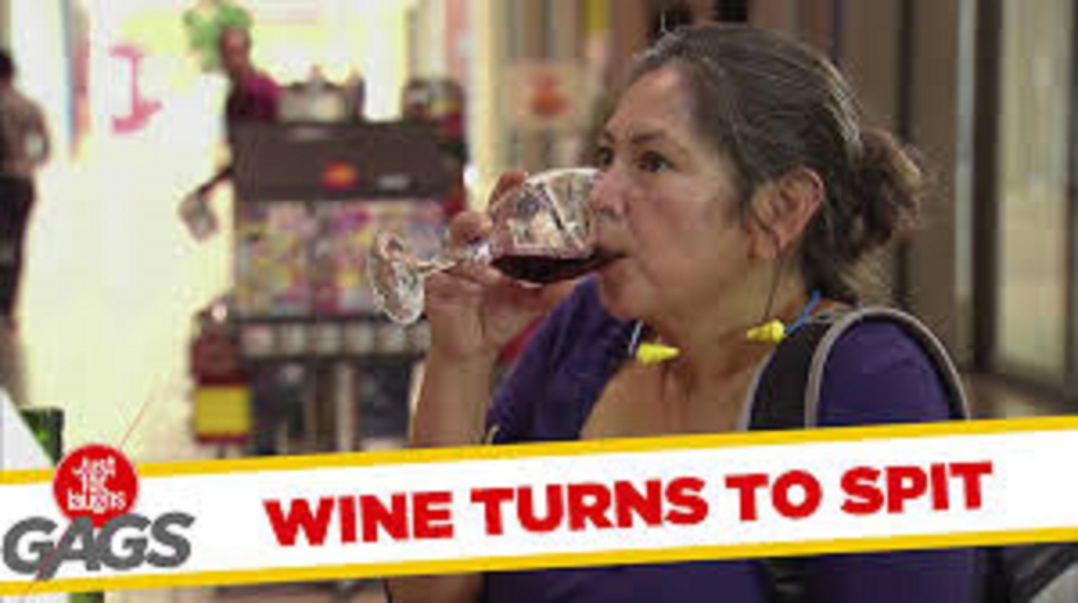 Image by: Just For Laughs Gags  | Just Wine