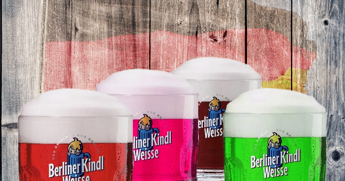 What is a Berliner Weisse?