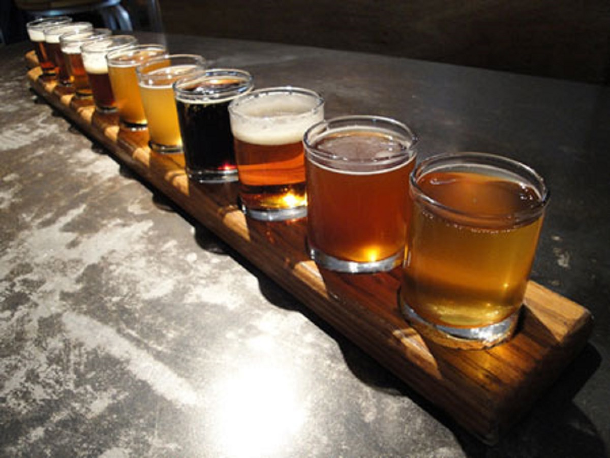 Is There a Limit to Tasters?                        & 9 Pieces of Taproom Etiquette