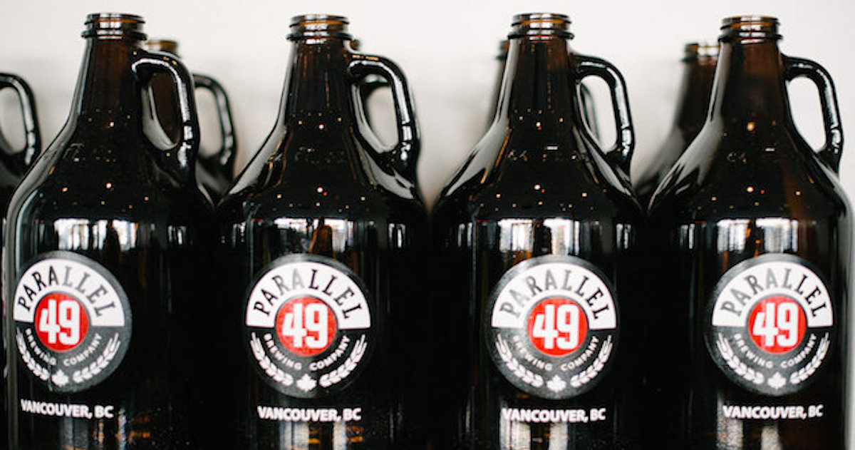 BREWERY TOUR: Parallel 49 Brewing Company – Vancouver, BC