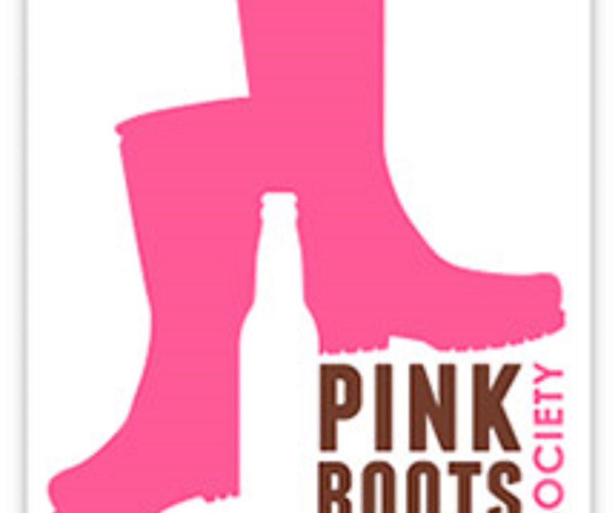 Pink Boots Society – The Women That Make The Brew