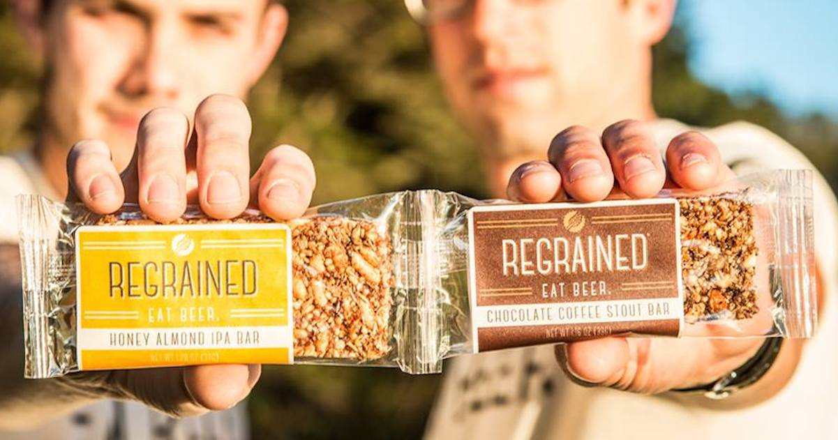 ReGrained Wants You To Start Eating Your Beer