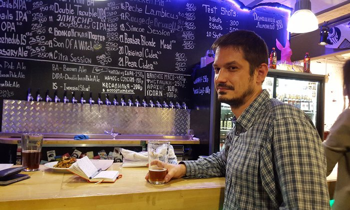 Russia is Jumping on the Craft Beer Wagon