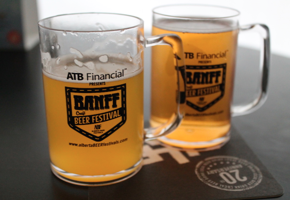 First Annual Banff Craft Beer Festival