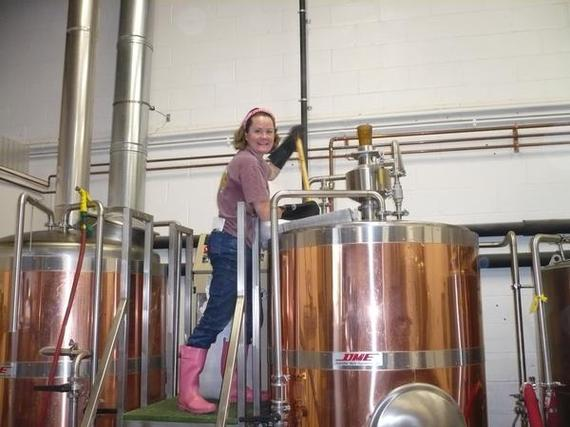 teri-fahrendorf-brewing-in-pink-boots
