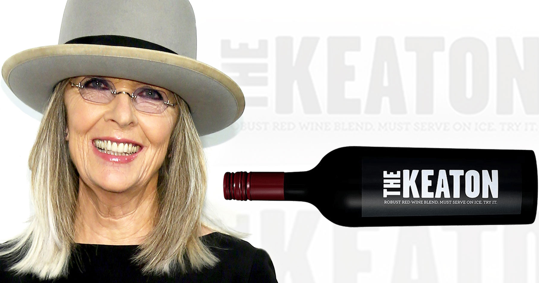 All About Diane Keaton's Celebrity-Brand Wine |