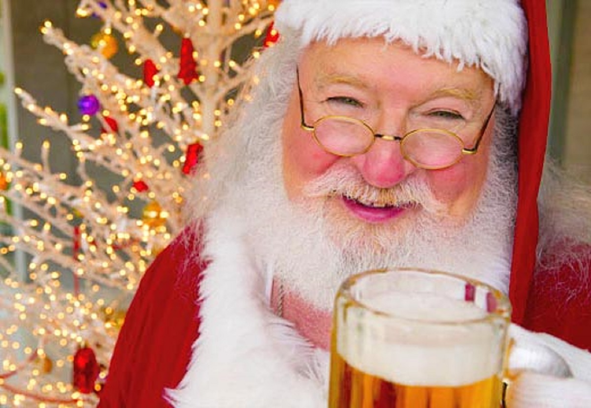 Jolly Ol' St. Nick's Favorite Brews