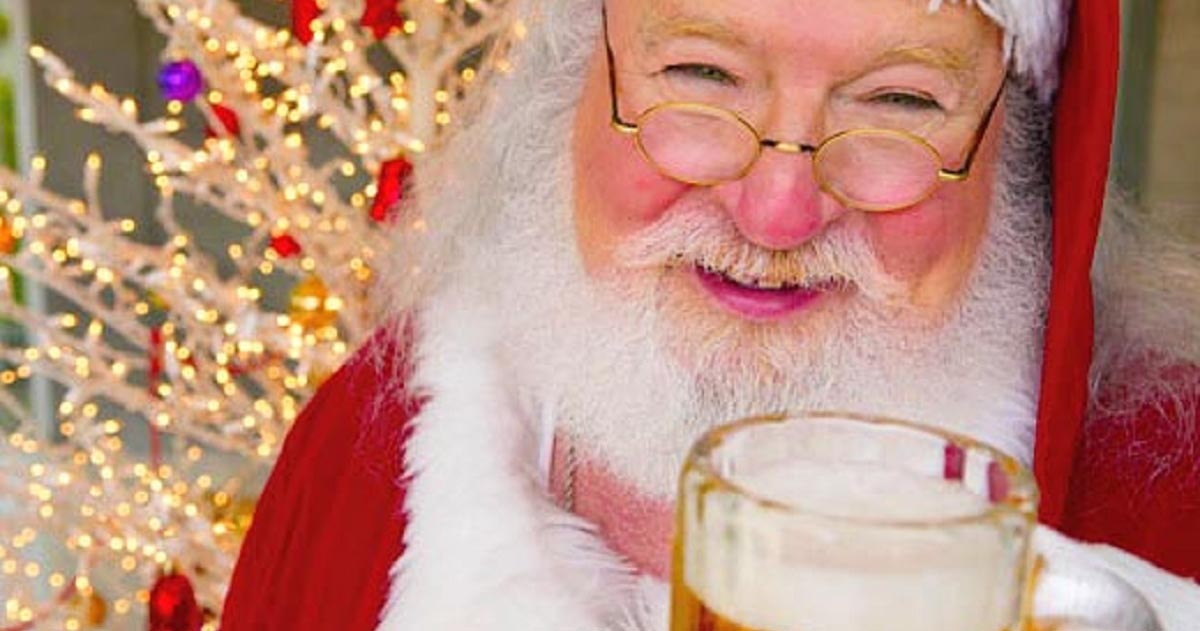 Jolly Ol' St. Nick's 10 Favourite Canadian Beers for Christmas