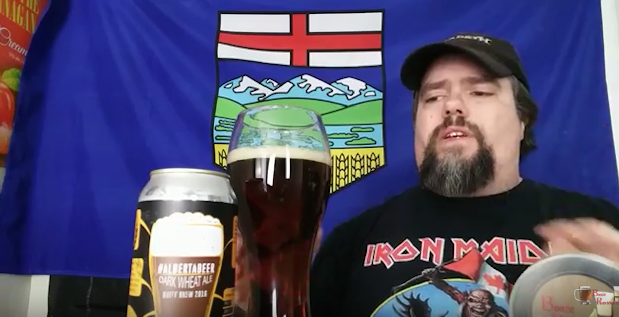Alberta Collaboration Beer Unity Brew 2016 Review
