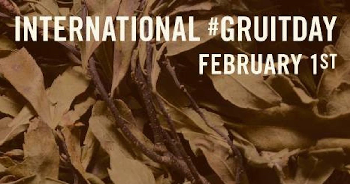 International Gruit Day
