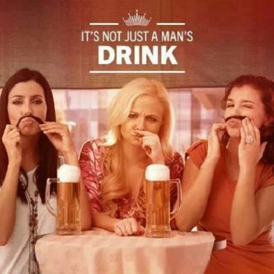 It's Not Just A Man's Drink