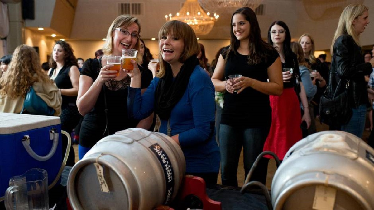 Women Only Nights in the Craft Beer Industry