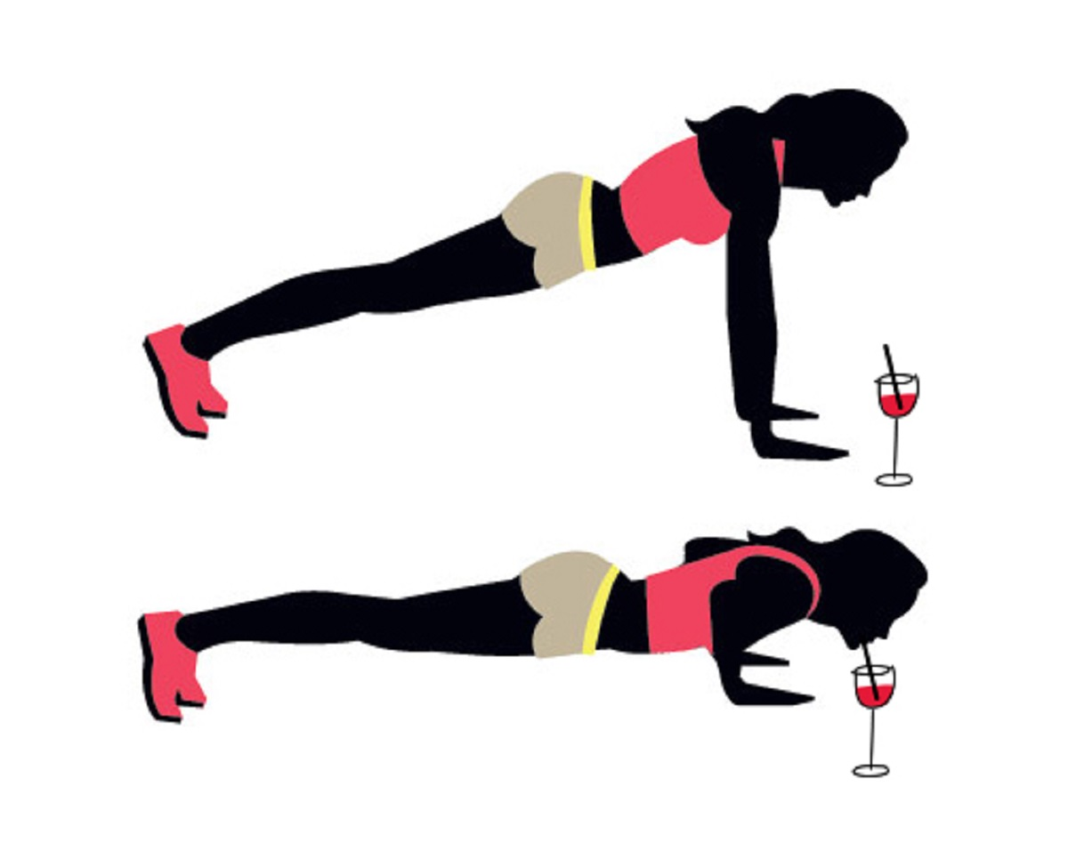 Image result for wine workout