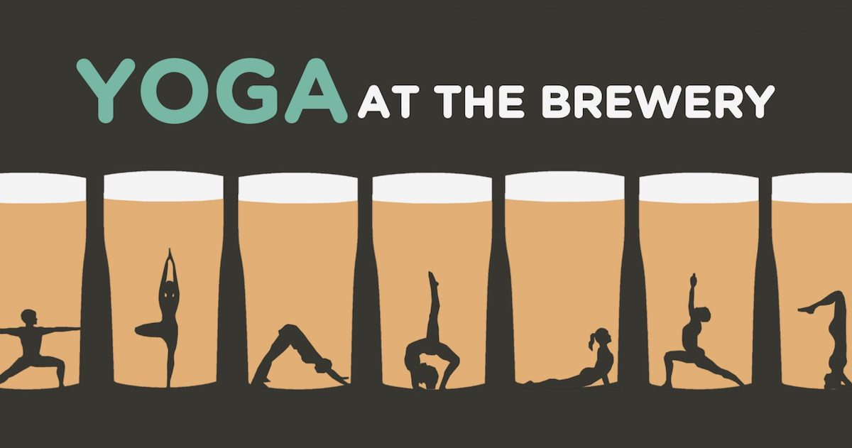 Beer Yoga: The Latest Craze