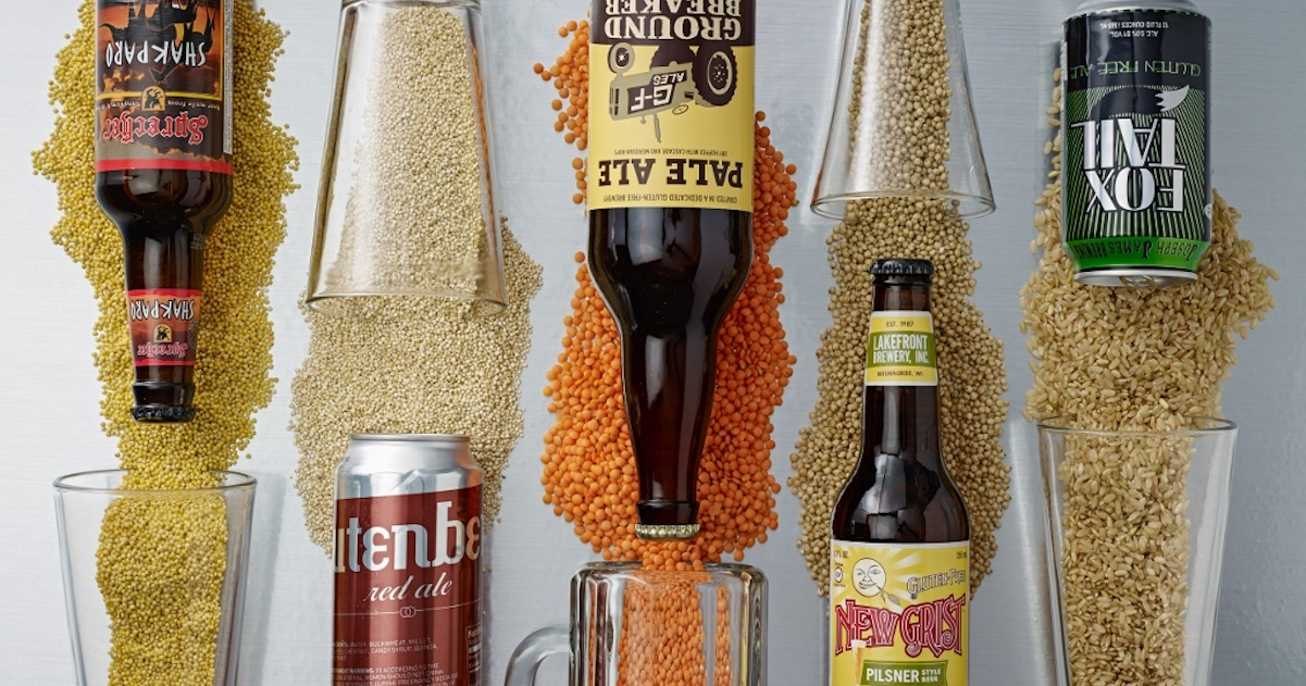 Top 5 Gluten-Free Beers You Need To Try