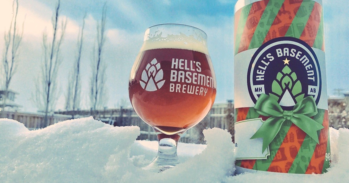 REVIEW: Hell's Basement Brewery Beer – Medicine Hat, Alberta