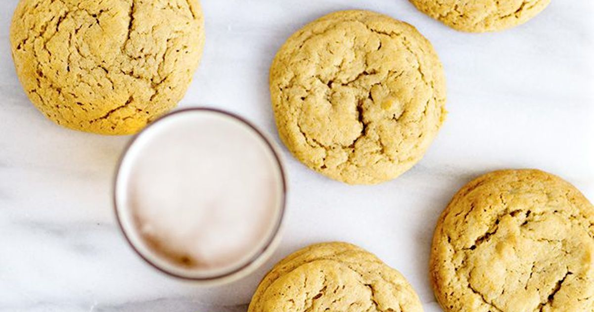 Brown Sugar Beer Cookies