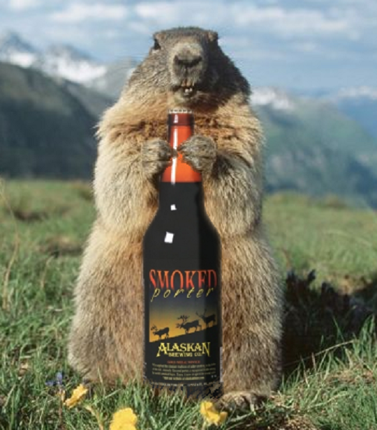 Groundhog Smoked Porter