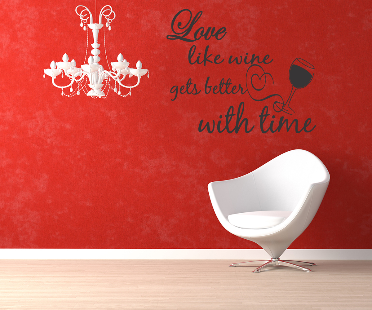 Love & Wine Better with Time