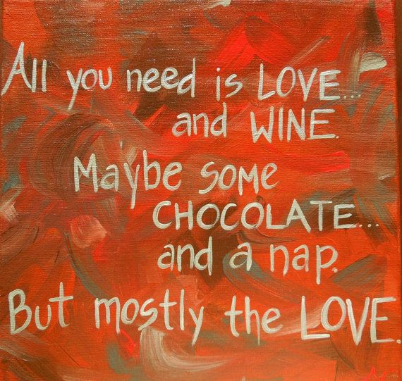 8 Funny And Sweet Wine Quotes For Your Valentine S Day Card