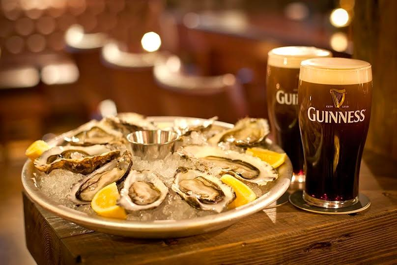 OystersGuinness