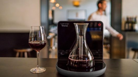 iSommelier Smart Wine Decanters – Decant Wine Quickly | Just Wine