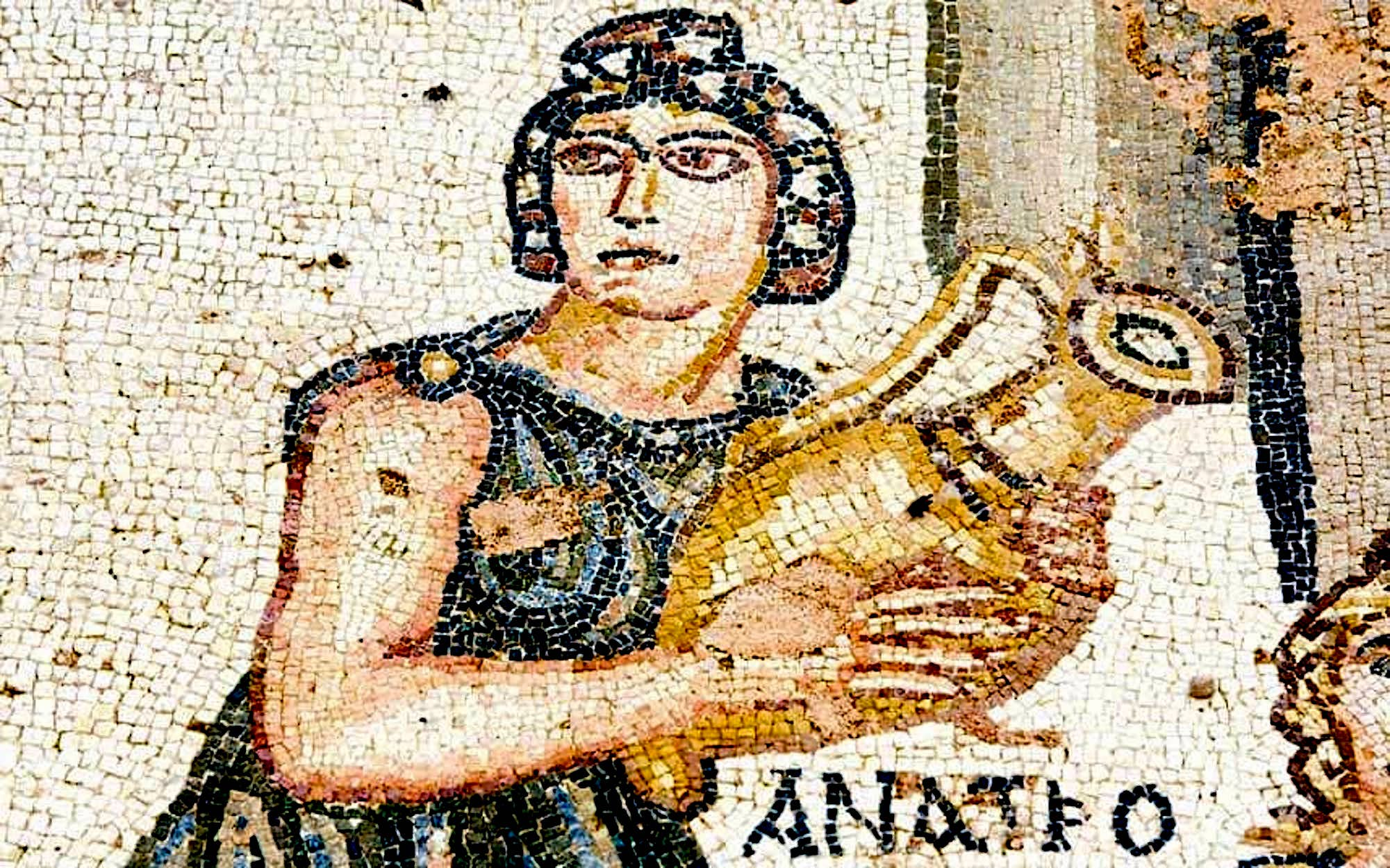 Ancient Roman Wine Tasting. Image Source: The Telegraph  | Just Wine