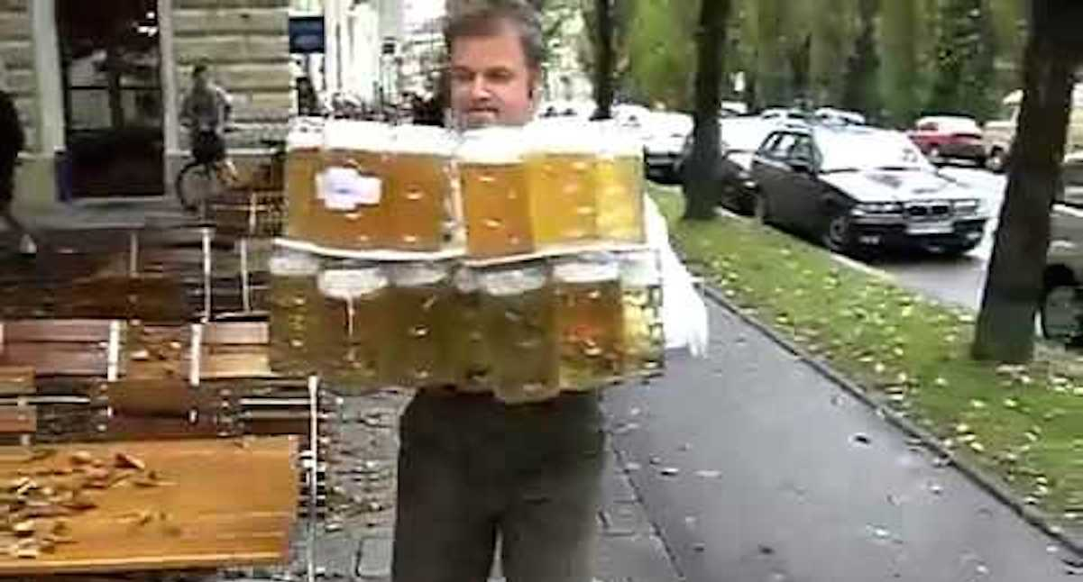 VIDEO: Beer Fails