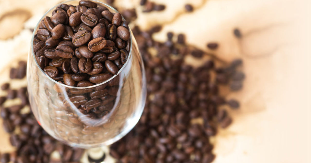 Wine-Infused Coffee Is Officially A Thing |