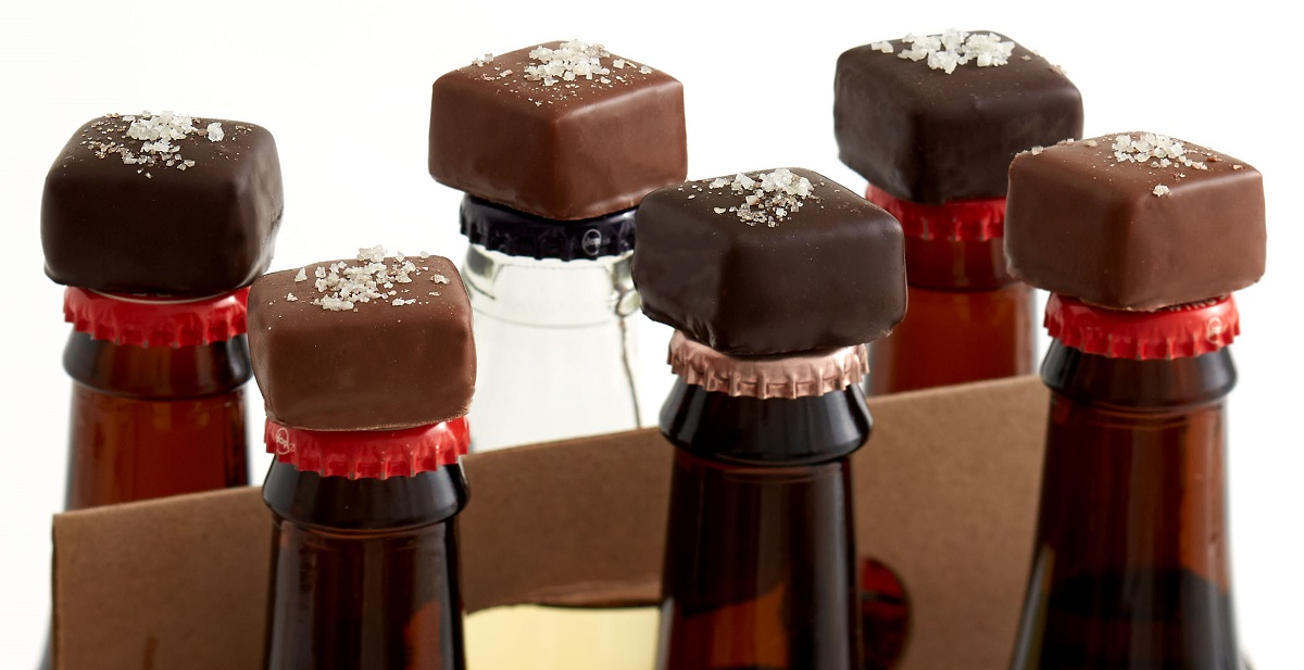 A History of Beer and Chocolate
