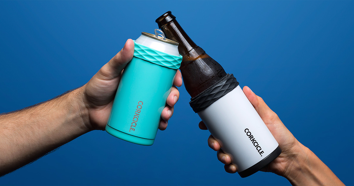 This Koozie Will Keep Your Beer Cold For Up To 3 Hours
