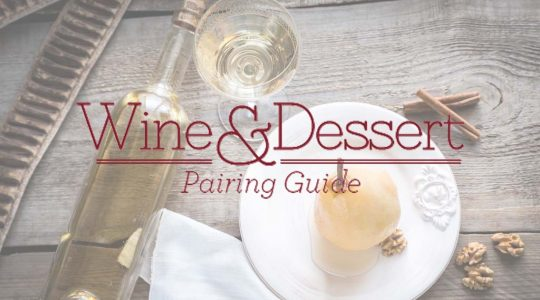 Wine & Food: Shari's Berries Wine & Dessert Pairing Guide | Just Wine