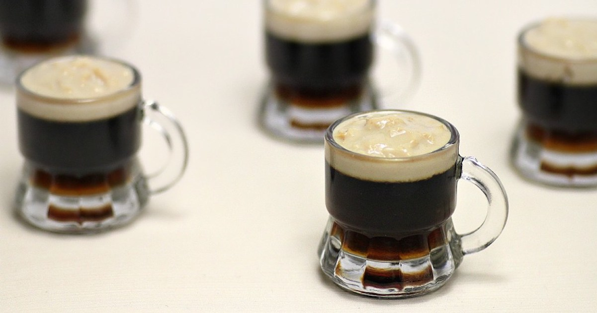 Guinness Jello Shots
